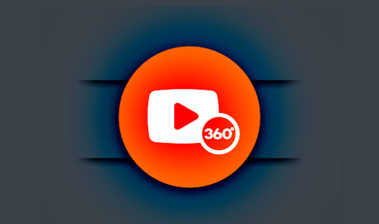 360 video on facebook and youtube