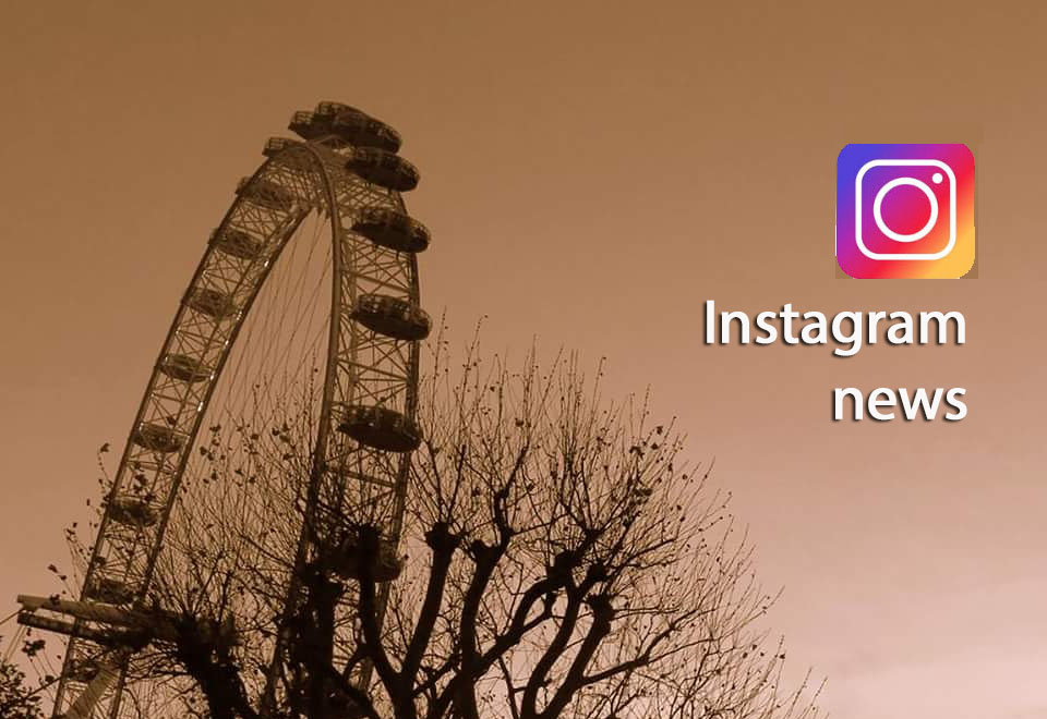Instagram new organic Carousel format feb 2017