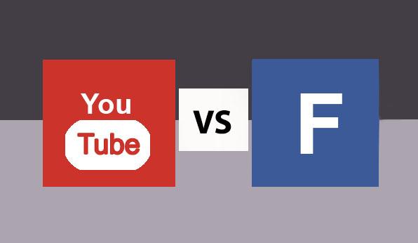 פייסבוק נגד גוגל - המריבה על הוידאו