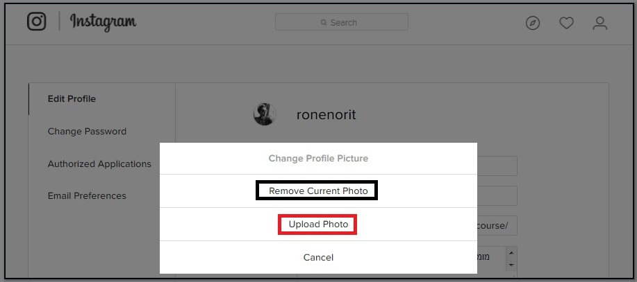 how-to-change-profile-picture-on-instagram-pc