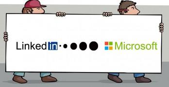 לינקדאין ומיקרוסופט יחד: אל תעשו בפרופיל האישי בלינקדאין!