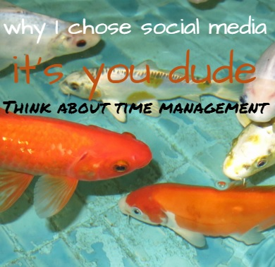 time management social media