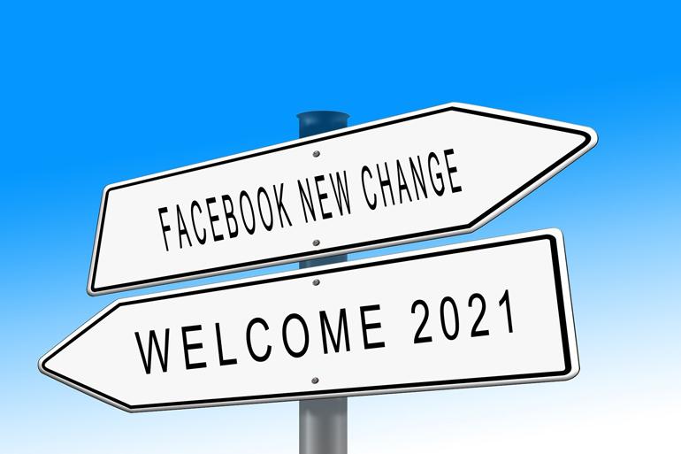 FACEBOOK NEW CHANGE-2021