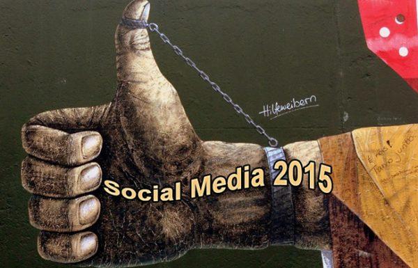 מדיה חברתית – טרנדים חמים לשנת 2015